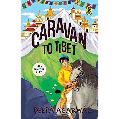 Caravan to Tibet - KitaabWorld