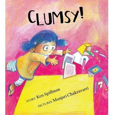 Clumsy! - KitaabWorld - 1