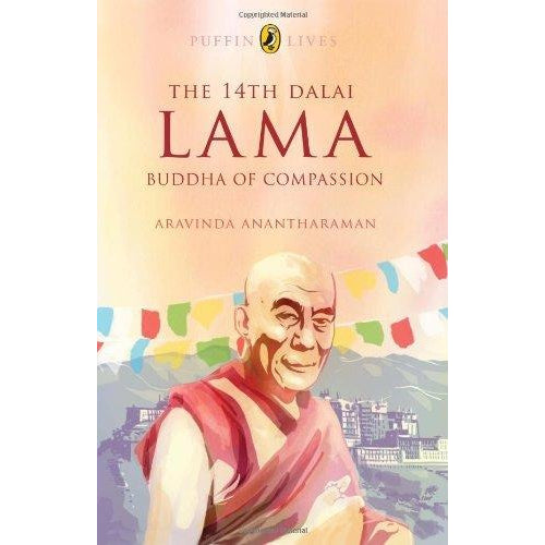 Puffin Lives: The 14th Dalai Lama - KitaabWorld
