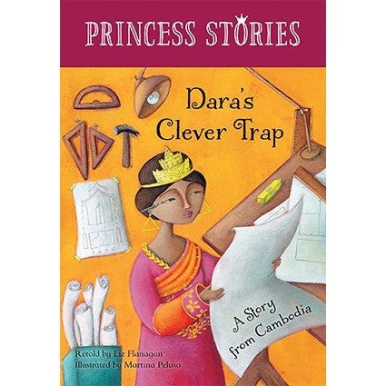 Dara's Clever Trap - A Story from Cambodia - KitaabWorld