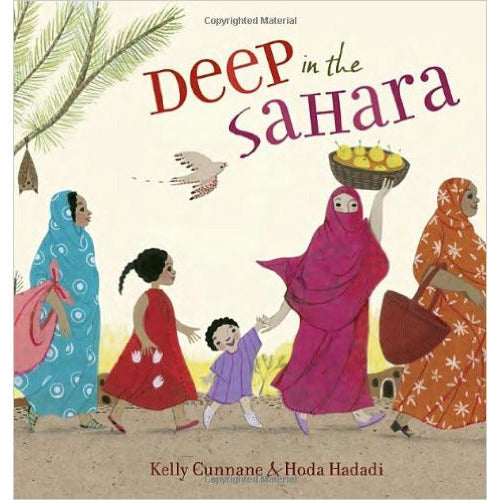 Deep in the Sahara - KitaabWorld