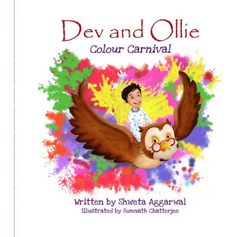 Dev and Ollie: Color Carnival - KitaabWorld