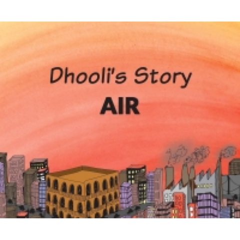 Dhooli's Story- Air - KitaabWorld