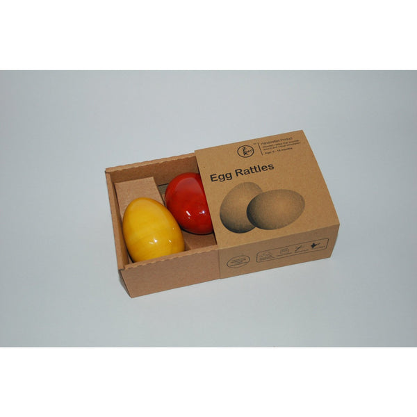 Egg Rattle - KitaabWorld