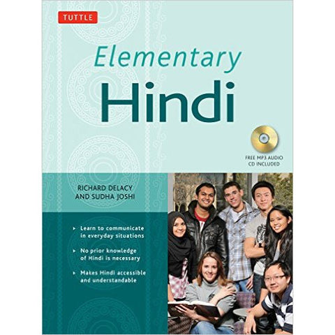Elementary Hindi - KitaabWorld