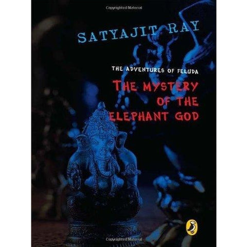 Adventures of Feluda: The Mystery of the Elephant God - KitaabWorld