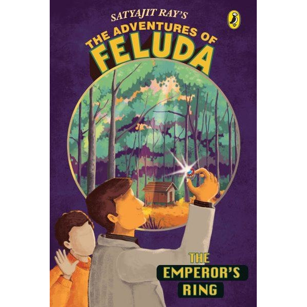 Adventures of Feluda: The Emperor's Ring - KitaabWorld