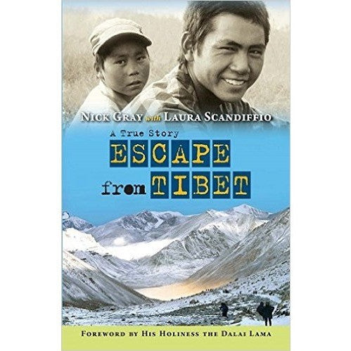 Escape from Tibet - KitaabWorld