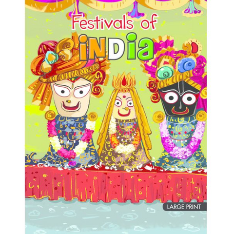 Festivals of India - KitaabWorld