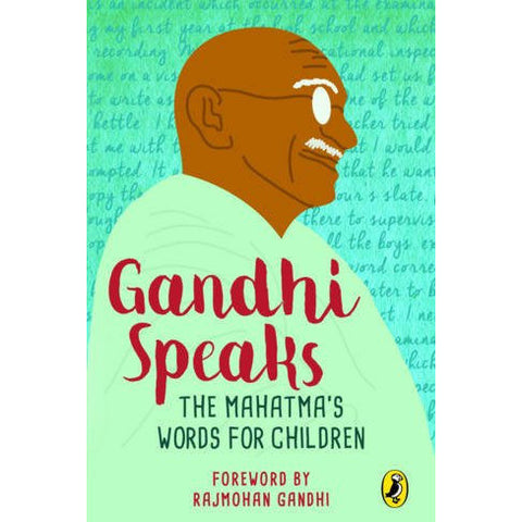 Gandhi Speaks - KitaabWorld