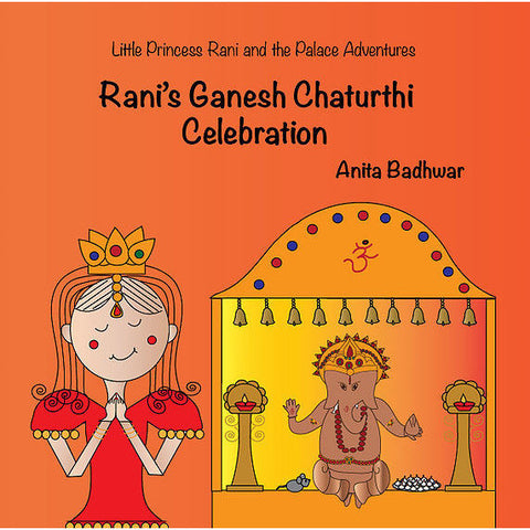Rani's Ganesh Chaturthi Celebration - KitaabWorld