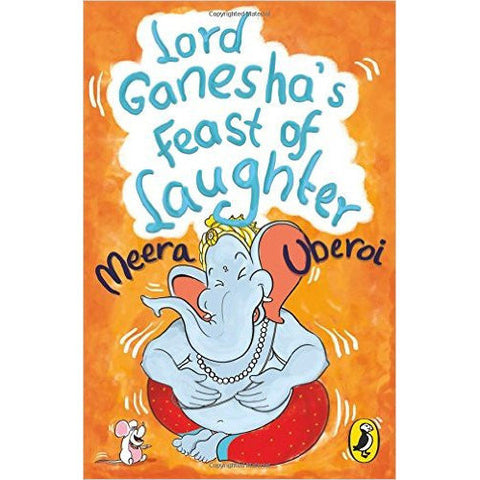 Lord Ganesha's Feast of Laughter - KitaabWorld