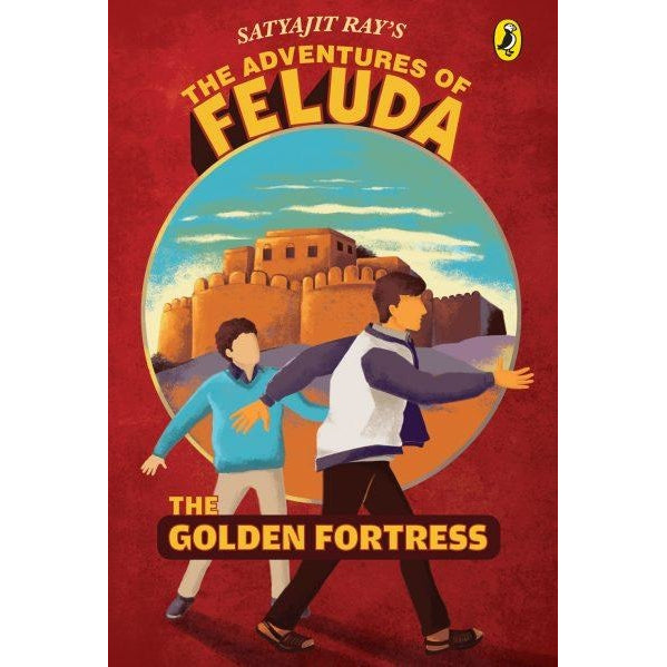 Adventures of Feluda: The Golden Fortress - KitaabWorld
