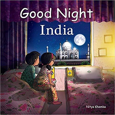 Good Night India - KitaabWorld