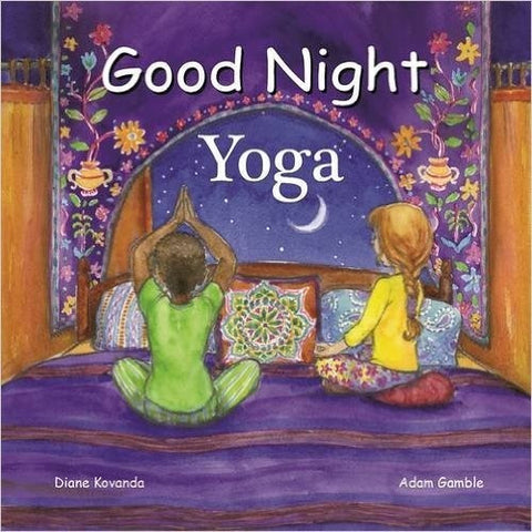 Good Night Yoga (Board Book) - KitaabWorld