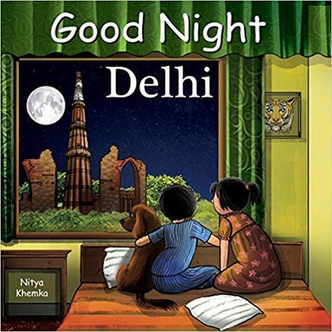 Good Night Delhi - KitaabWorld
