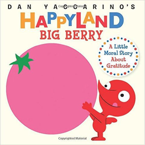 Big Berry: A Little Moral Story About Gratitude - KitaabWorld