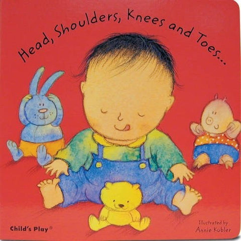 Head, Shoulders, Knees and Toes (English-Punjabi) - KitaabWorld