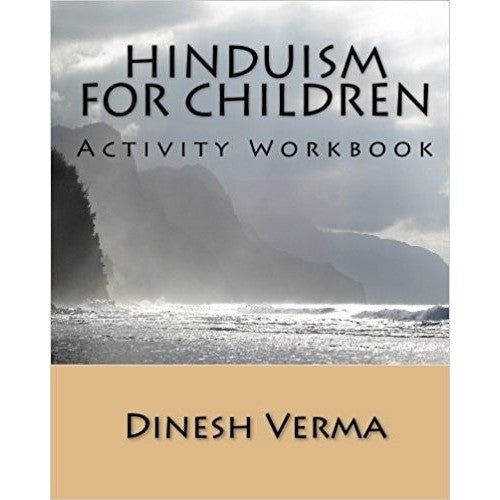 Hinduism for Children Activity Workbook - KitaabWorld