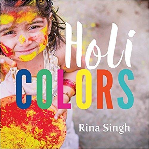 Holi Colors - KitaabWorld