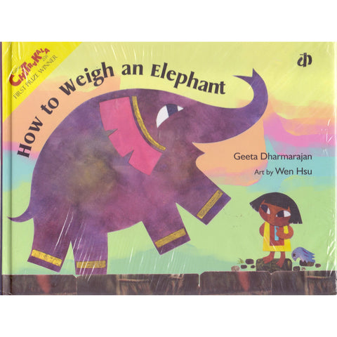 How to Weigh an Elephant - KitaabWorld