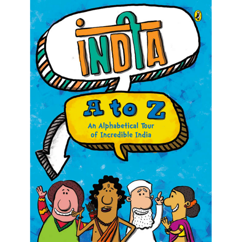 India: A to Z - KitaabWorld