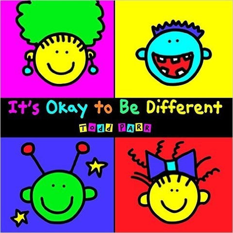 It's Ok to be Different - KitaabWorld