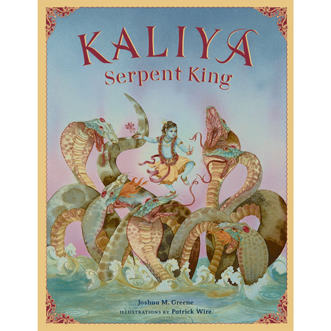 HIDDEN Kaliya Serpent King - KitaabWorld