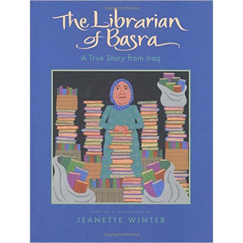 The Librarian of Basra: A True Story From Iraq - KitaabWorld