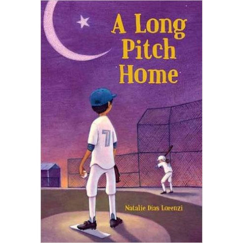 A Long Pitch Home - KitaabWorld