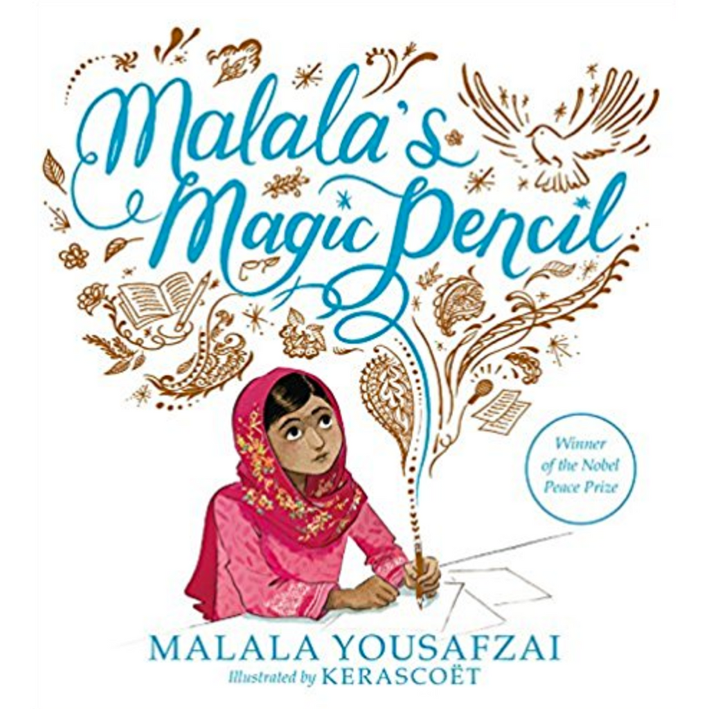 Malala's Magic Pencil
