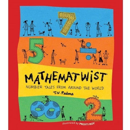 Mathematwist: Number Tales From Around The World (English) - KitaabWorld - 1