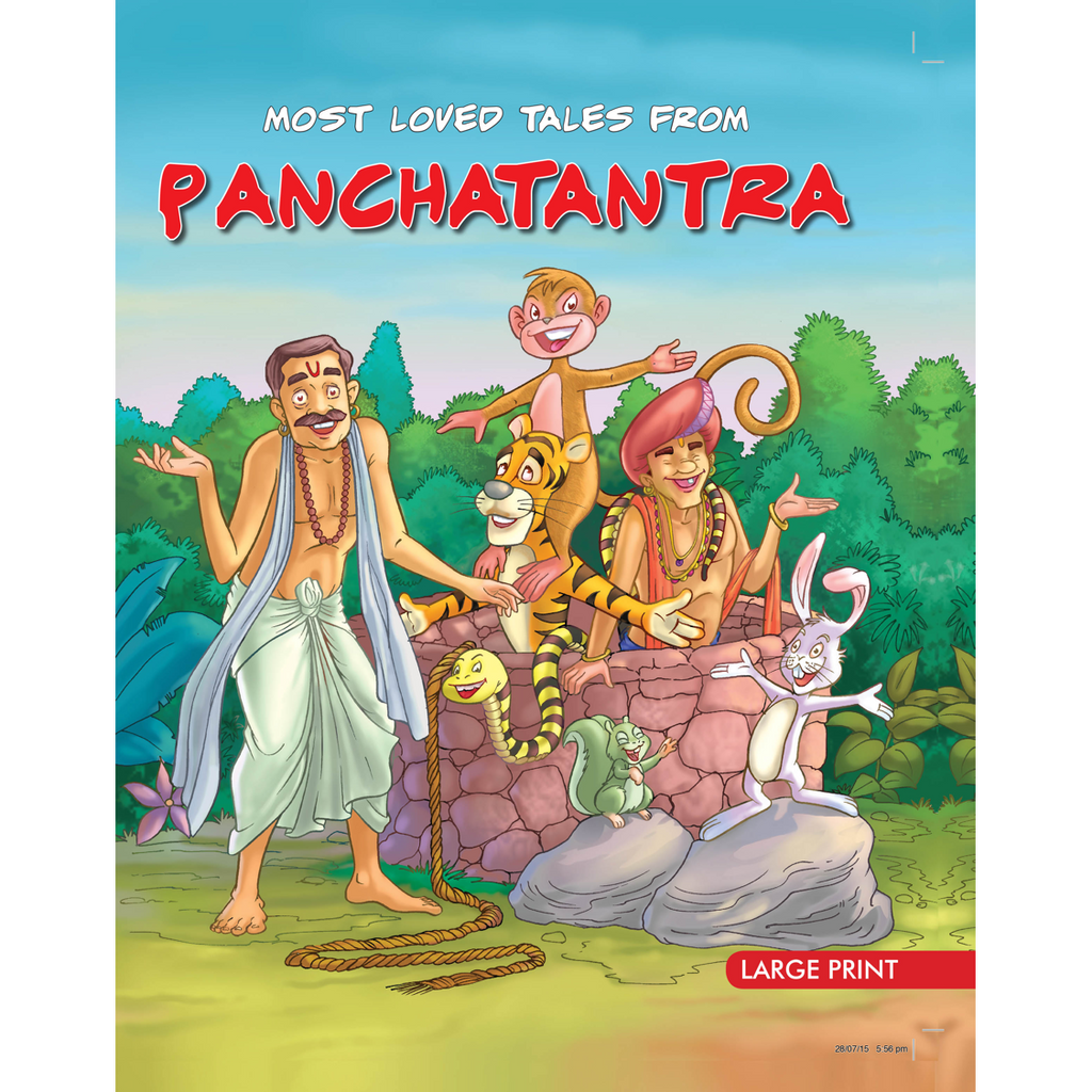 Most Loved Tales from Panchatantra - KitaabWorld