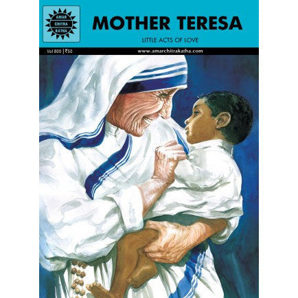 Mother Teresa (Amar Chitra Katha) - KitaabWorld