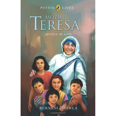 Puffin Lives: Mother Teresa - KitaabWorld