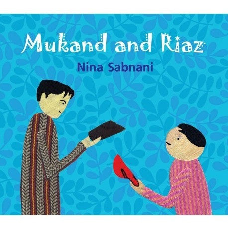 Mukand and Riaz - KitaabWorld - 1