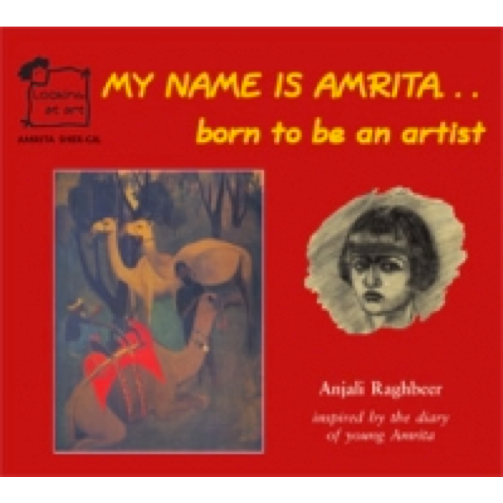 My Name is Amrita...Born to be an Artist - KitaabWorld