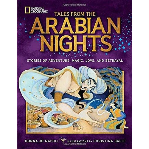 Tales from the Arabian Nights - KitaabWorld