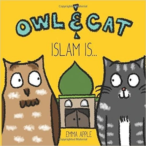 Owl and Cat: Islam Is.. - KitaabWorld - 1