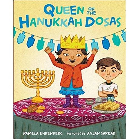Queen of the Hanukkah Dosas - KitaabWorld