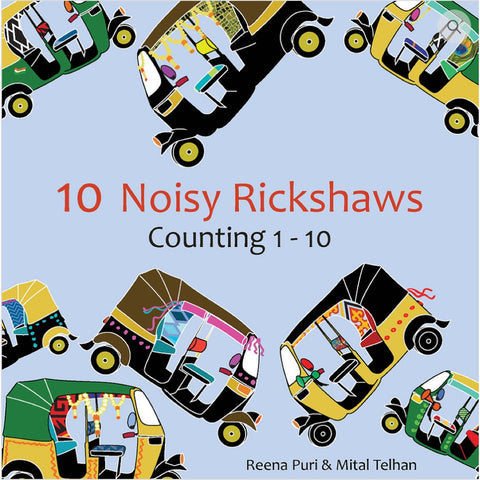 10 Noisy Rickshaws - KitaabWorld