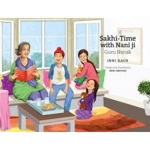Sakhi-Time With Nani ji with Guru Nanak - KitaabWorld