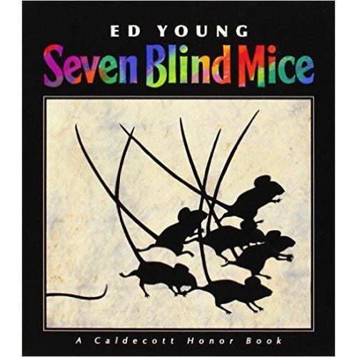 Seven Blind Mice - KitaabWorld