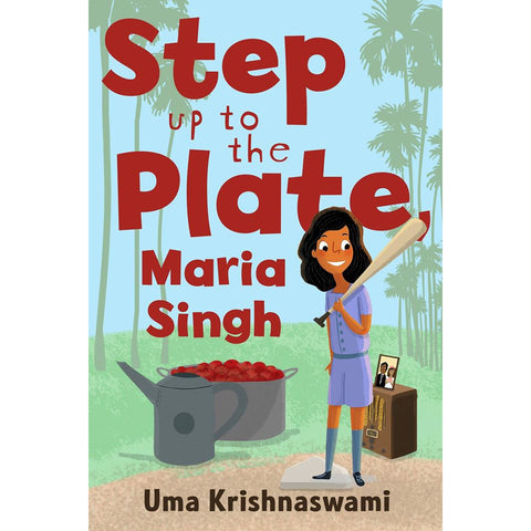 Step Up To The Plate, Maria Singh - KitaabWorld