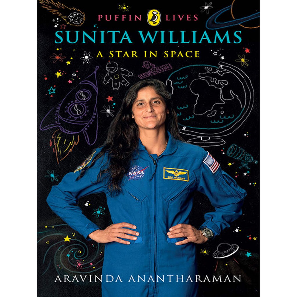 Puffin Lives: Sunita Williams - KitaabWorld