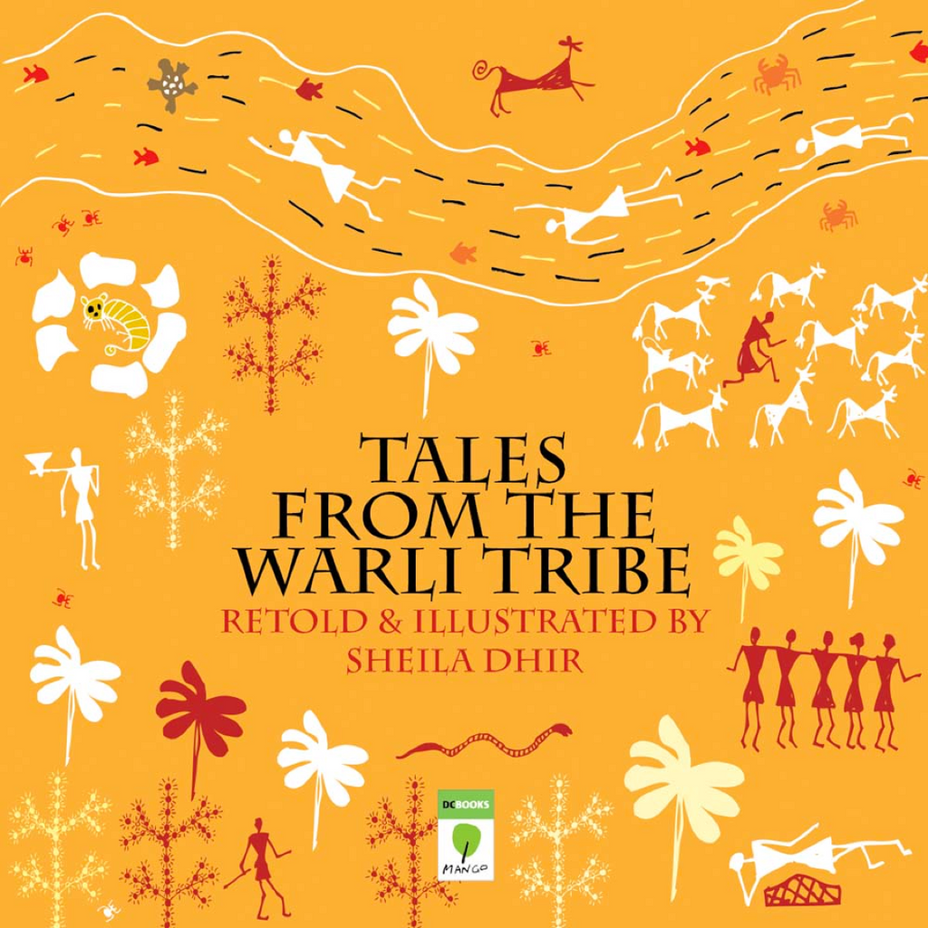 Tales from the Warli Tribe - KitaabWorld