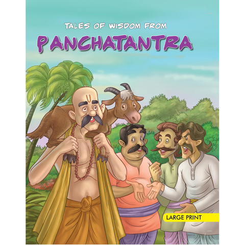 Tales of Wisdom from Panchatantra - KitaabWorld