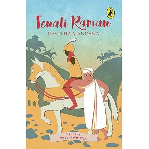 Tales of Wit and Wisdom: Tenali Raman - KitaabWorld