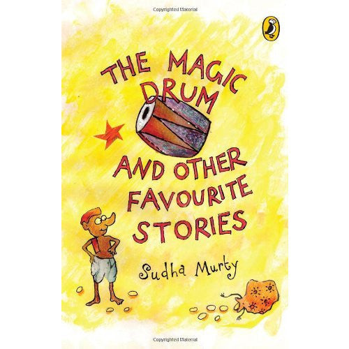 The Magic Drum and Other Favourite Stories - KitaabWorld