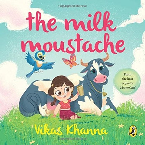 The Milk Moustache - KitaabWorld